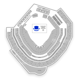 T-Mobile Park Seating Chart NHL