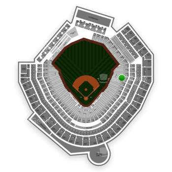 MLB at Safeco Field Section 115 View