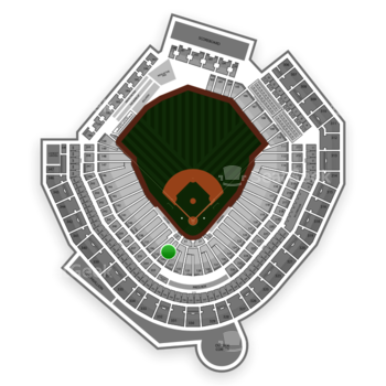 MLB at Safeco Field Section 134 View