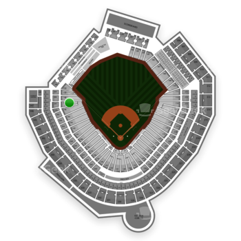 MLB at Safeco Field Section 147 View
