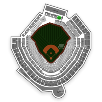MLB at Safeco Field Section 194 View