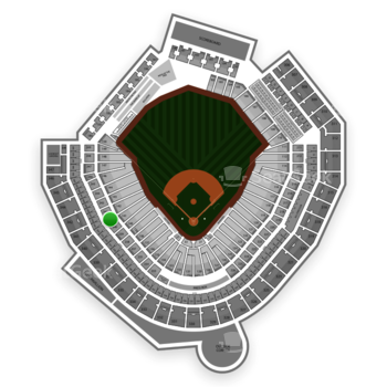 MLB at Safeco Field Section 241 View