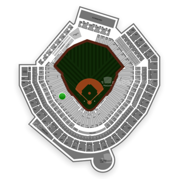 MLB at Safeco Field Section 141 View