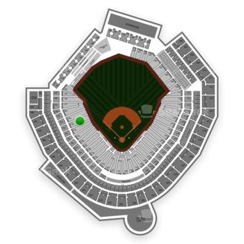 MLB at Safeco Field Section 143 View