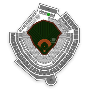 MLB at Safeco Field Section 193 View