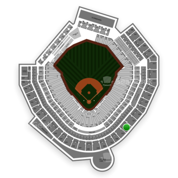 MLB at Safeco Field Section 323 View