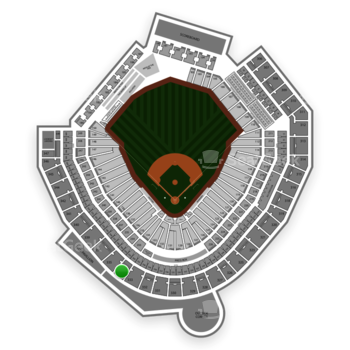 MLB at Safeco Field Section 334 View
