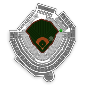 MLB at T-Mobile Park Section 110 View