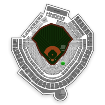 MLB at T-Mobile Park Section 123 View