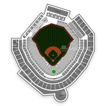 MLB at T-Mobile Park Section 129 View