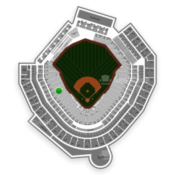 MLB at T-Mobile Park Section 142 View