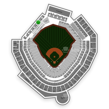 MLB at T-Mobile Park Section 185 View