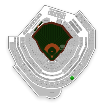 MLB at T-Mobile Park Section 326 View