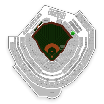 MLB at T-Mobile Park Section 109 View