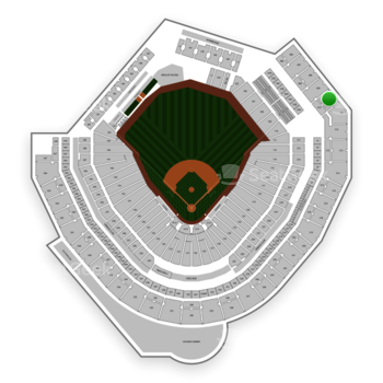MLB at T-Mobile Park Section 310 View