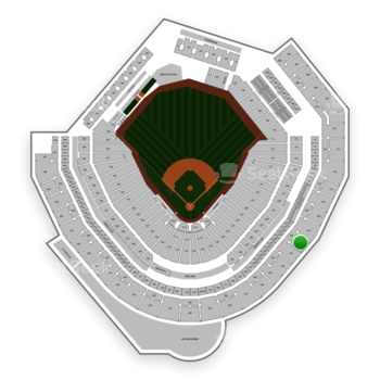 MLB at T-Mobile Park Section 320 View