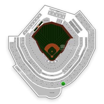 MLB at T-Mobile Park Section 328 View