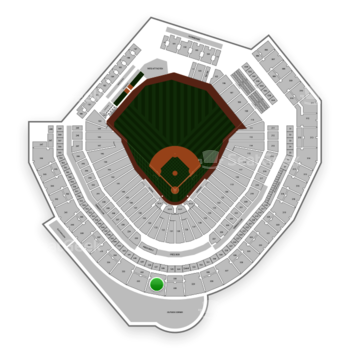 MLB at T-Mobile Park Section 331 View