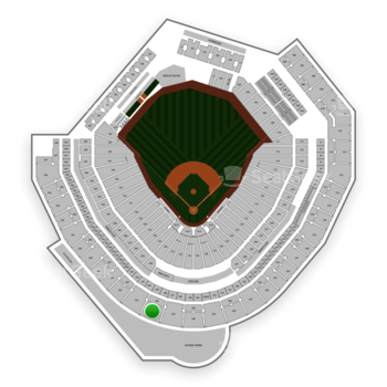 MLB at T-Mobile Park Section 332 View