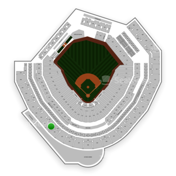 MLB at T-Mobile Park Section 335 View