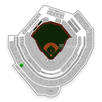 MLB at T-Mobile Park Section 340 View