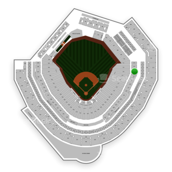 Seattle Mariners at T-Mobile Park Section 213 View