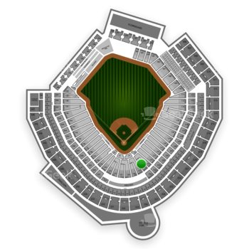 MLB at Safeco Field Section 126 View