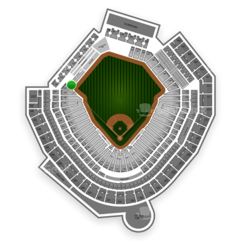 MLB at Safeco Field Section 151 View