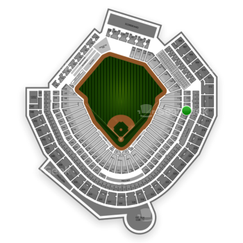 MLB at Safeco Field Section 214 View