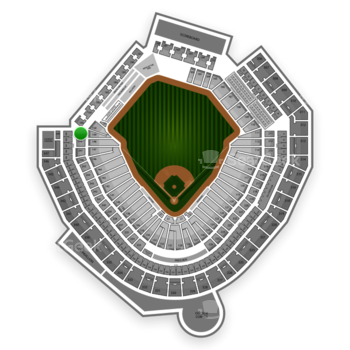 MLB at Safeco Field Section 249 View