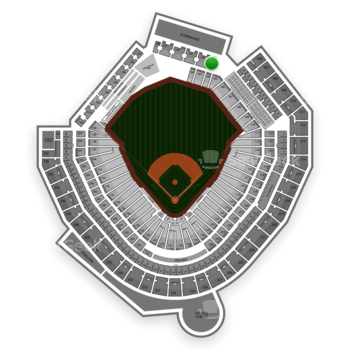 MLB at Safeco Field Section 195 View
