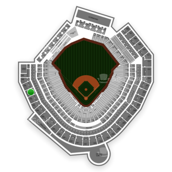 MLB at Safeco Field Section 344 View