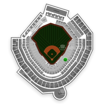 MLB at Safeco Field Section 121 View