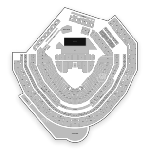 T-Mobile Park Seating Chart Concert