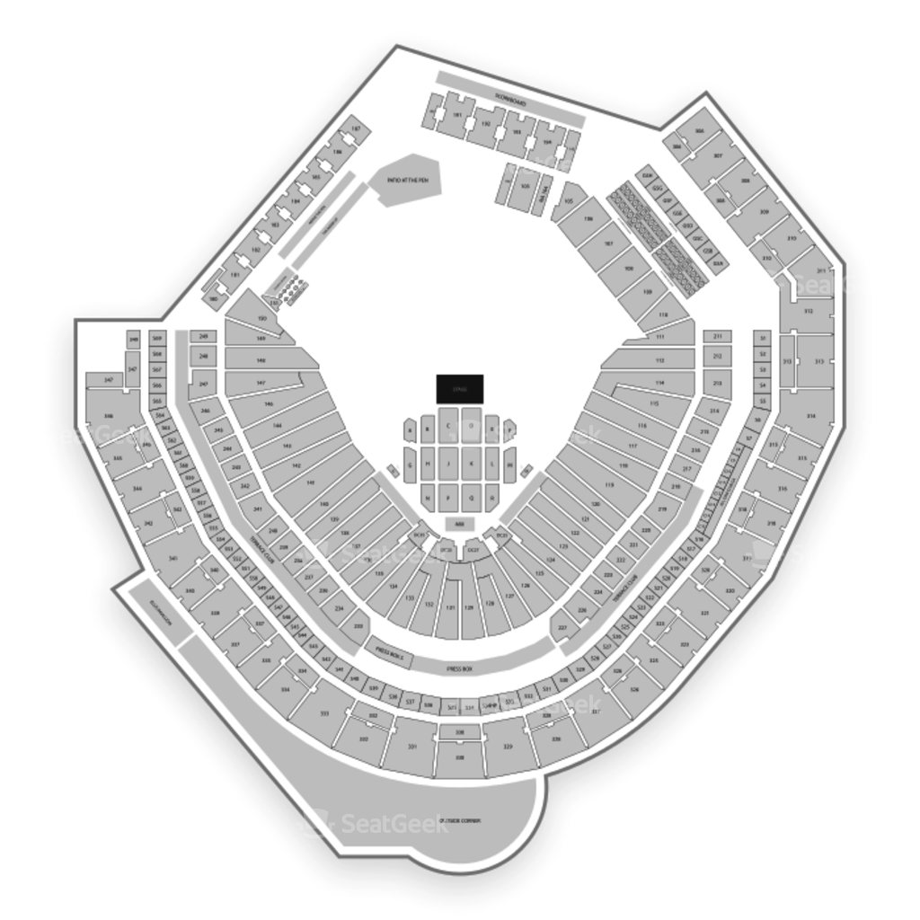 T-Mobile Park Seating Chart & Map | SeatGeek