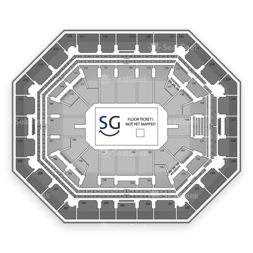US Airways Center Seating Chart