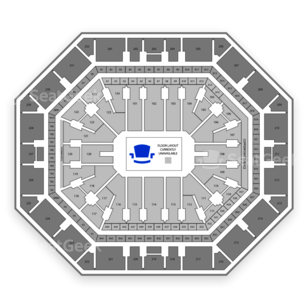 Talking Stick Resort Arena Seating Chart Amp Interactive