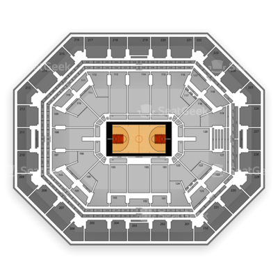 US Airways Center seating chart Phoenix Suns