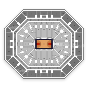 Talking Stick Resort Arena Seating Chart NCAA Basketball