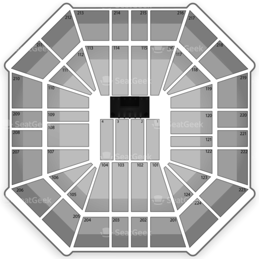 Sleep Train Arena Seating Chart
