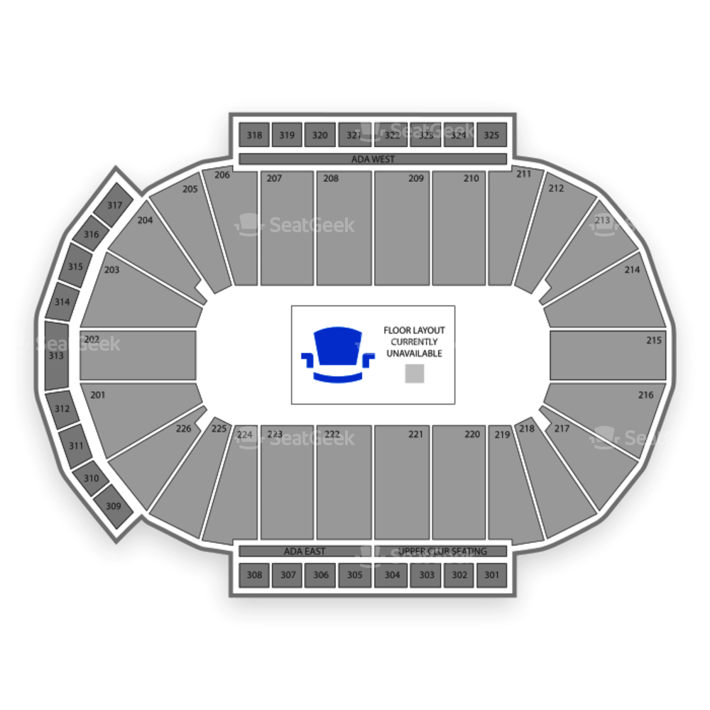 Green Bay Gamblers Seating Chart