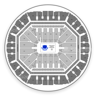 Oracle Arena Seating Chart The Original Harlem Globetrotters