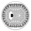 Oracle Arena Seating Chart Amp Map Seatgeek