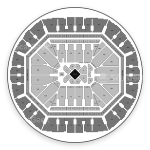 Oracle Arena Seating Chart Comedy