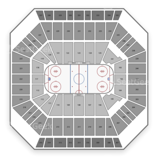 Worcester Sharks Seating Chart