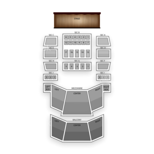 Wilbur Theatre Seating Chart Family