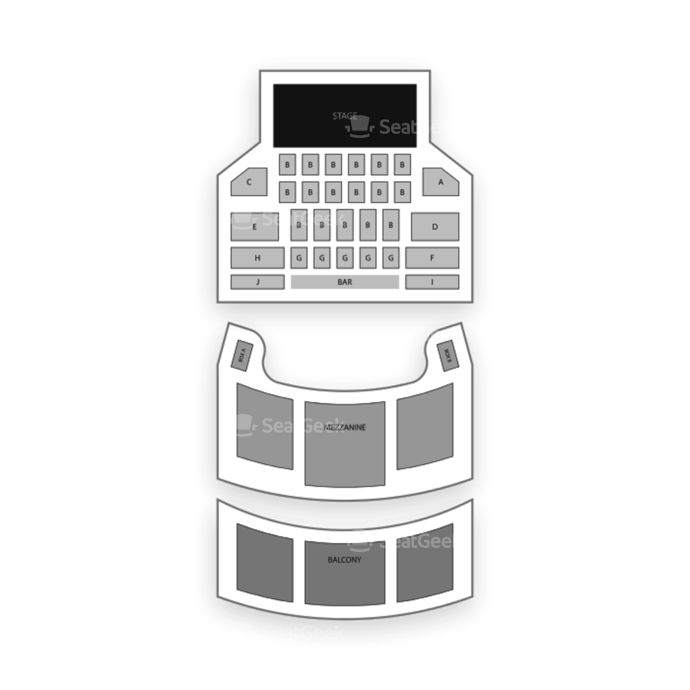 Wilbur Theatre Seating Chart Concert