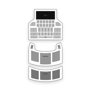 Wilbur Theatre Seating Chart Dance Performance Tour