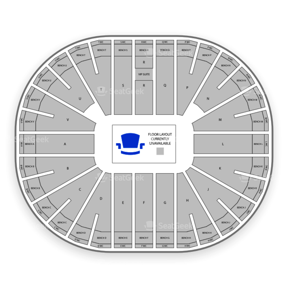 Viejas Arena Seating Chart Theater