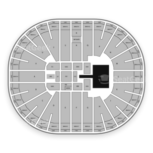 Viejas Arena Seating Chart Concert